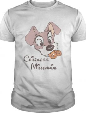Childless Millennial tee shirts