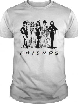 Halloween party Hocus Pocus friends tv show style shirt
