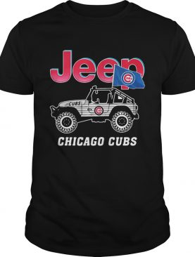 Jeep Chicago CUBS shirt