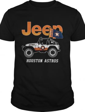 Jeep Houston Astros t-shirt
