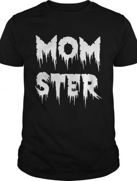 Momster Halloween Costume Funny T-Shirt