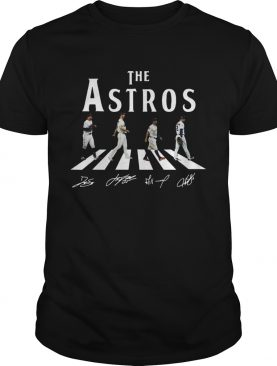 The Astros Houston Astros crosswalk shirt