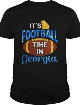 Georgia Football Time UGA Womens Mom TShirt