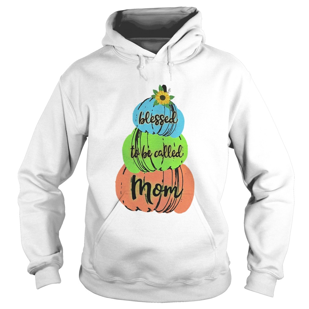 Halloween Women Mom Blessed To Be Called Mom TShirt Hoodie