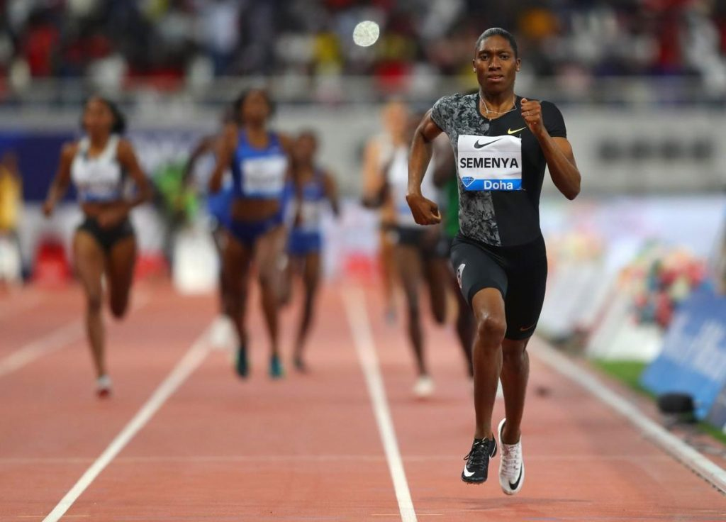 'I don't see this as a personal issue,' says Seb Coe on Caster Semenya case