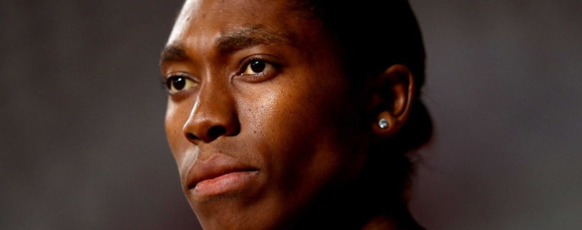 'I don't see this as a personal issue' says Seb Coe on Caster Semenya case
