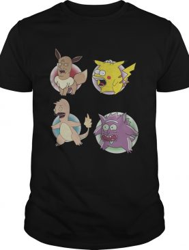 King Of The Hill Pokemon Shirt