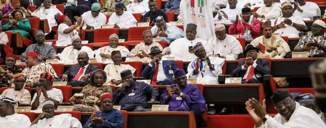 Nigerian lawmakers face public anger over planned purchase of luxury cars