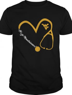Nurse let's go mountaineers shirt