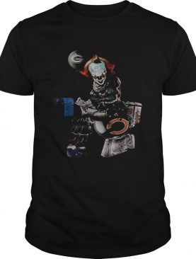 Pennywise Green Bay Packers Detroit Lions and Chicago Bears toilet shirt