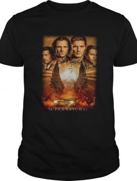 Supernatural The Winchesters final season characters signature shirt