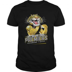 20 AFL Grand Final Premiers Richmond Tigers  Unisex