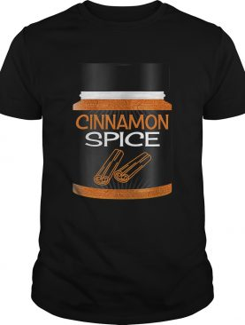 Beautiful Cinnamon Spice Rack Girls Matching Halloween Costume shirt