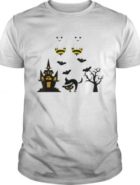 Boo Bees Couples Halloween Costume Funny shirt