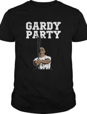 Brett Gardner Gardy Party Shirt