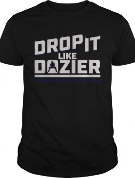 Brian Dozier Shirt Drop It Like Dozier Shirt