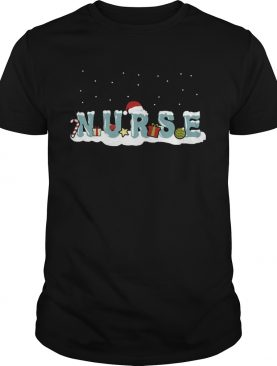 Gift Christmas Nurse shirt