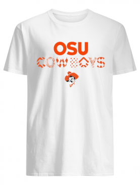 OSU Cowboys shirt