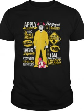 Official The One Who Knocks Shirt