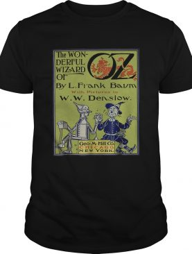 ScarecrowTinMan The Wizard Of OZshirt