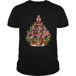 Sydney Roosters players Christmas tree  Unisex