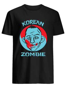 The Korean Zombie T-shirt