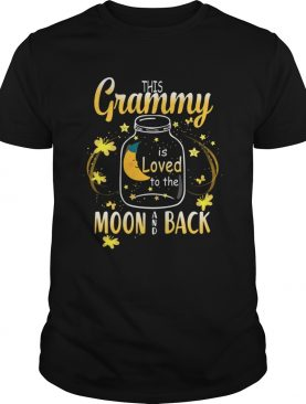 This Grammy Is Loved To The Moon And Back TShirt