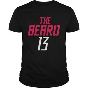 13 James Harden The Beard  Unisex