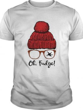 A Christmas Story Ralphie Oh Fudge shirt