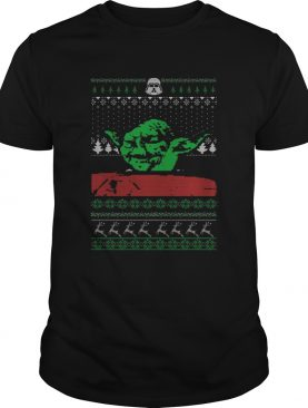 Baby Yoda Star Wars Ugly Christmas shirt