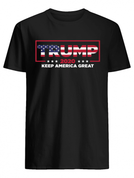 Donald Trump 2020 Election Keep America Great GOP shirt