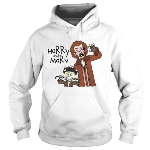 Harry and Marv Home alone Calvin and Hobbes  Hoodie