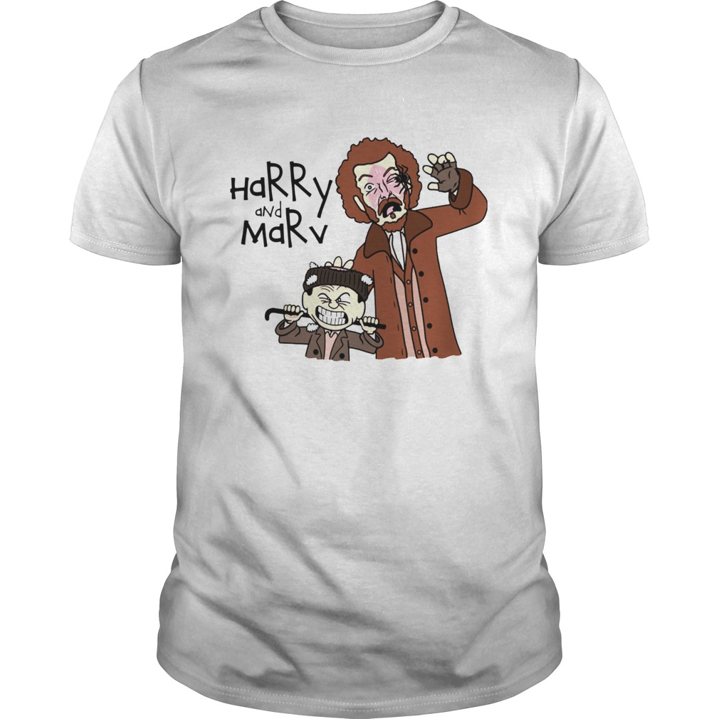 Harry and Marv Home alone Calvin and Hobbes Unisex