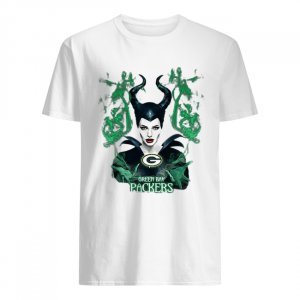 Maleficent Green Bay Packers  Classic Men's T-shirt