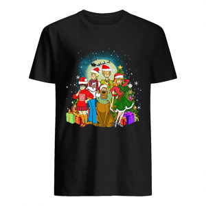 Scooby-Doo family Christmas  Classic Men's T-shirt