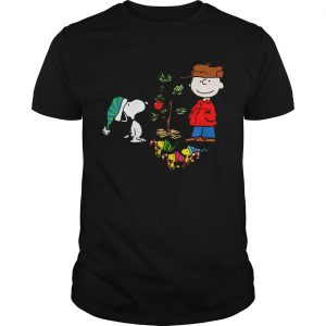 Snoopy And Charlie Brown Christmas  Unisex