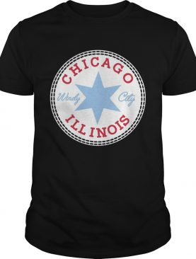 Chicago Illinois Windy City shirt