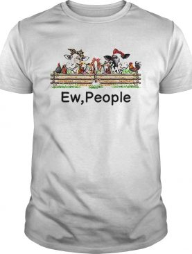 Farm Animal Ew People Chicken Cattle Goat Pig shirt