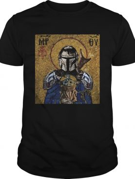 Hagia Sophia Knight And Baby Yoda shirt