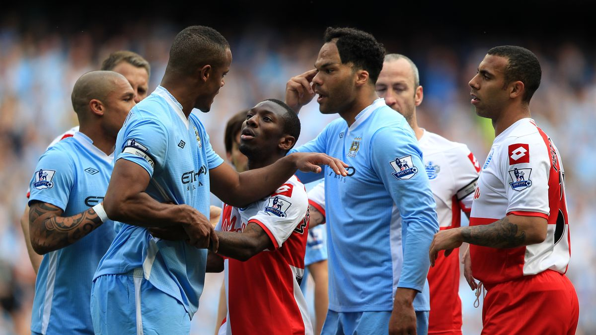 How Shaun Wright-Phillips wanted both teams to win when Manchester City won the Premier League