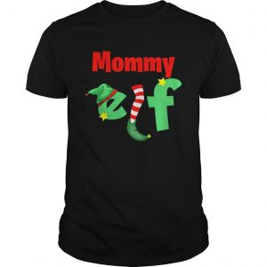 Mommy Elf  Unisex
