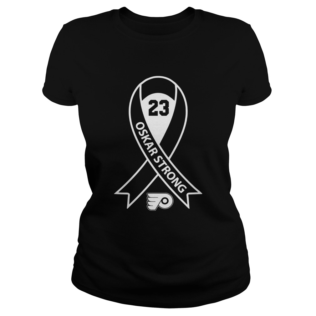Oskar Strong Flyers Shirt Flyers Oskar Strong 23 Classic Ladies