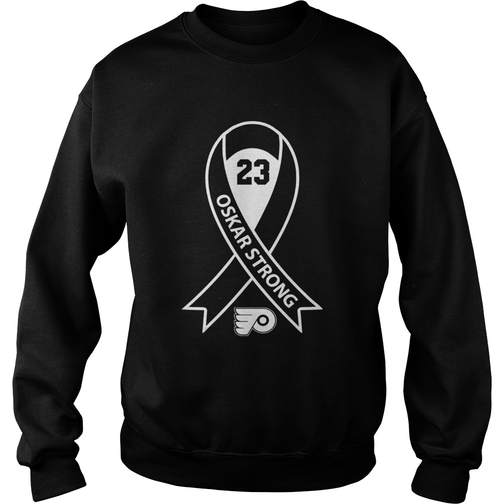 Oskar Strong Flyers Shirt Flyers Oskar Strong 23 Sweatshirt
