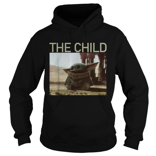 The Mandalorian Baby Yoda The Child  Hoodie