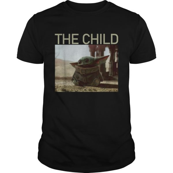 The Mandalorian Baby Yoda The Child  Unisex