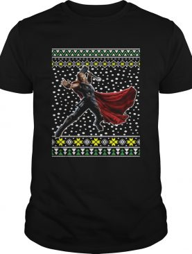 Thor Action Ugly Christmas shirt