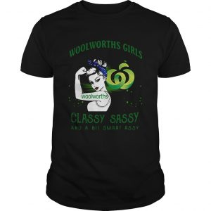 Woolworths Girls Classy Sassy And A Bit Smart Assy  Unisex