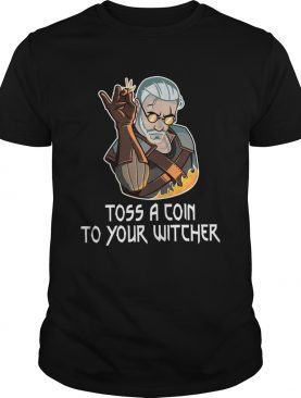 Toss A Join To Your Witcher shirt