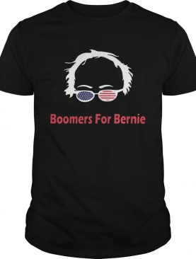 Boomers For Bernie Yeah It Is A Thing shirt