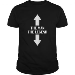 Two seater the man the legend  Unisex